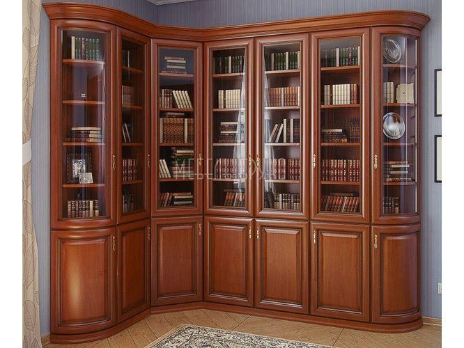 Угловая библиотека Интеграл в классическом стиле