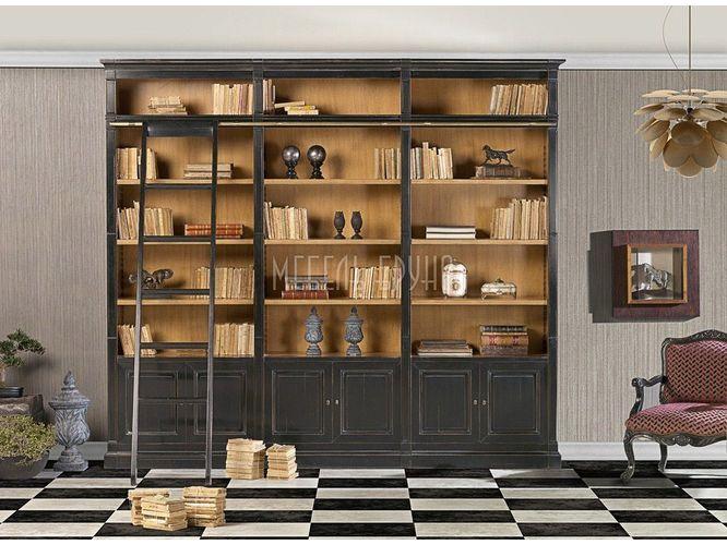 Прямая библиотека  Бета в классическом стиле