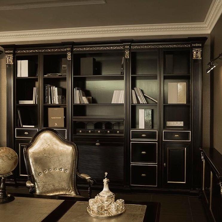 Книжный шкаф Вирши
