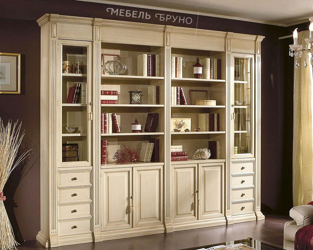 Книжный шкаф Круиз