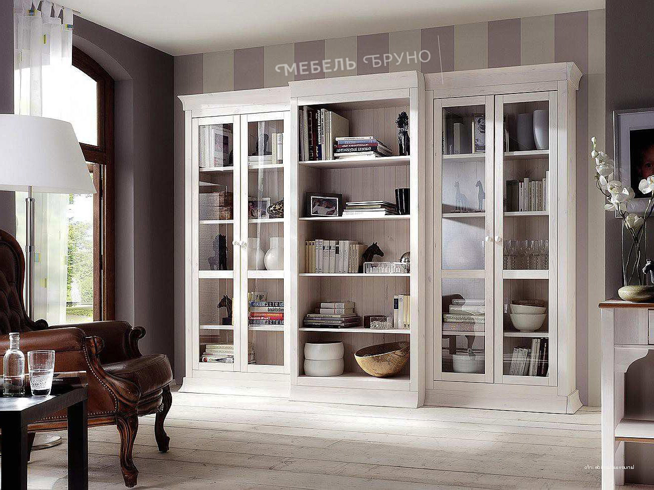 Книжный шкаф  Клэр