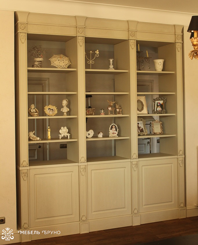 Книжный шкаф Мирей