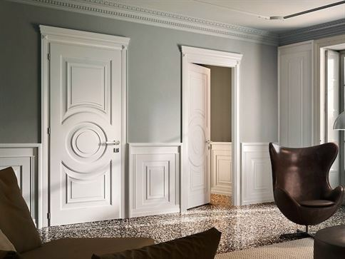 Дверь Корнеор
