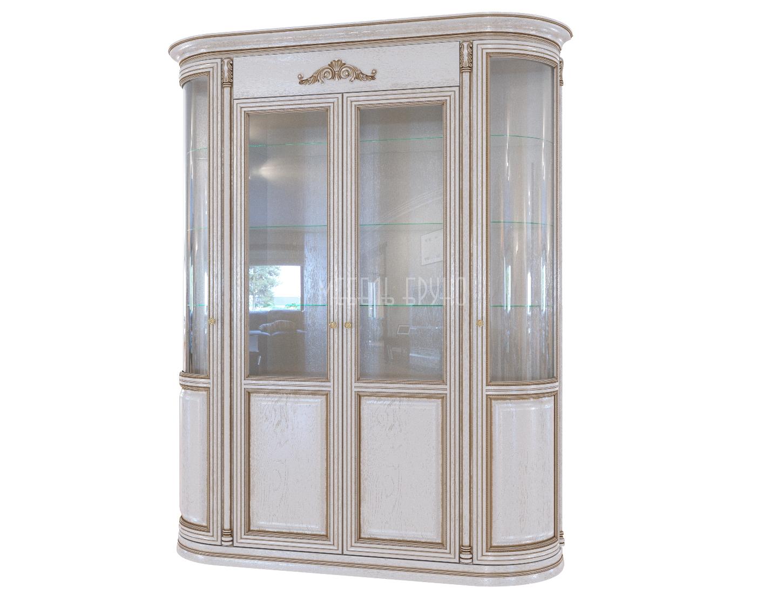 Шкаф Ирбис С2 в классическом стиле