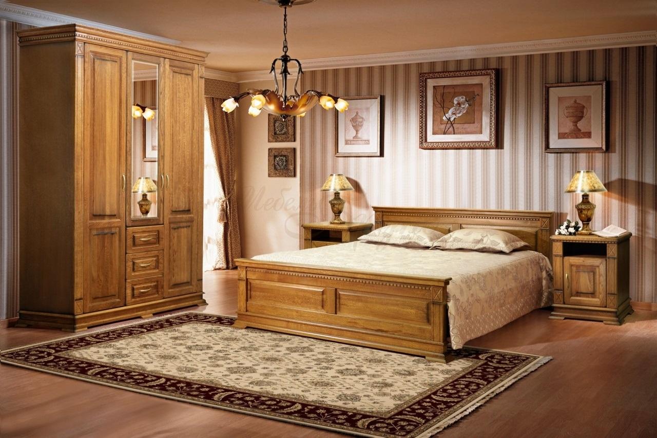 Спальня Тенсель